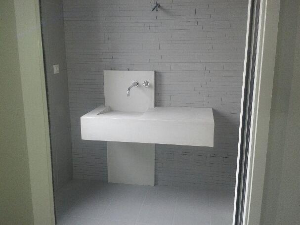 Meuble beton guillot pr fa pr fabrication de produits for Beton lisse salle de bain